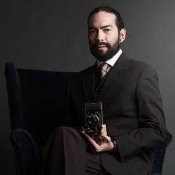 Team graphility: Hector Hurtado, creative director & co-founder