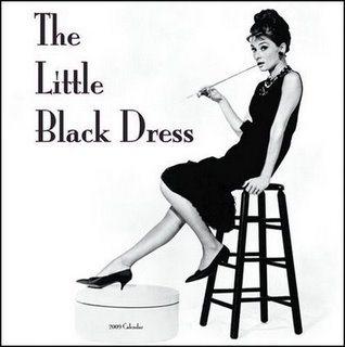 The Little Black Dress, a rule of fashion